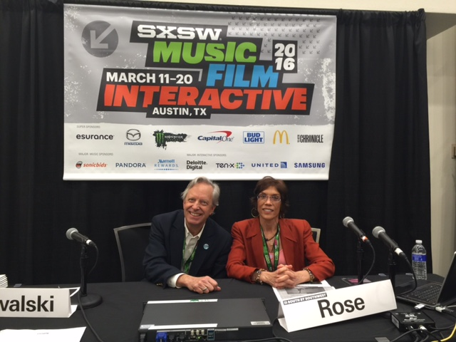 Speaking at SXSW March 2016 on immigration for musicians