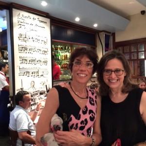 "Garota de Ipanema - taken in Rio in the club where Jobim wrote ""Girl from Ipanema"""