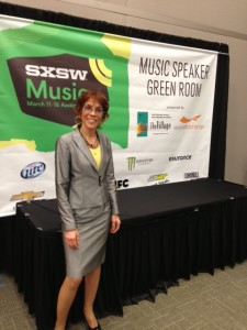 Linda Rose presents at SXSW 2014