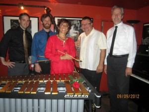 RoseOnVibes Quintet CD Release Party 2012